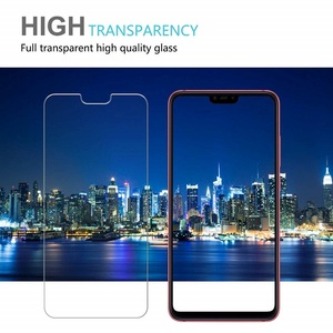 Image 4 - VSKEY 100pcs 2.5D Tempered Glass For Xiaomi Pocophone F1 Mi 6X 5X Play 5s A1 A2 S2 Y2 Y3  8 9Screen Protector Protective Film