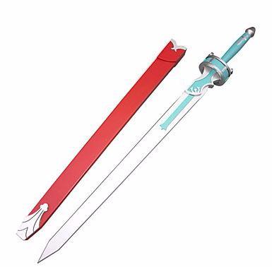 Cosplay Sword Inspired by Sword Art Online Asuna Flash Wood