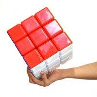 Children Educational Toy Puzzle Big Size 180mm 3x3x3 Magic Cube Polymorph Plastic Brinquedos Relax Cube Rompecabezas Kids Games