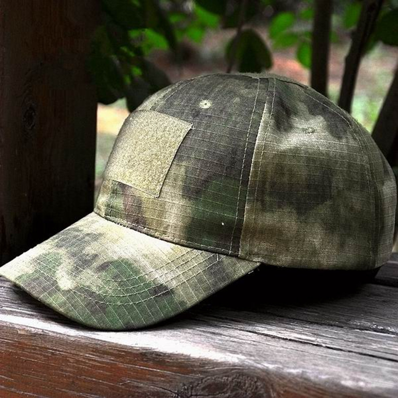 New tactical army hats atacs fg multicam caps men's Hiking cap camouflage Tactical Cap eng grammar framework a1 a2 r