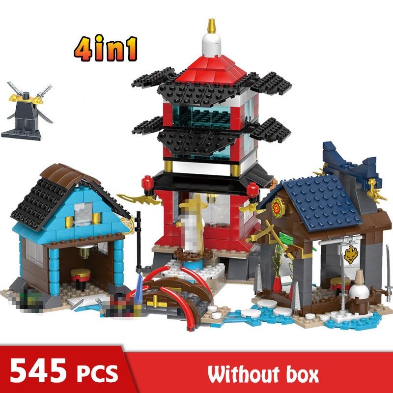 temple blocks