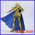 FÃS MODELO INSTOCK S-Templo aries mu MC metalclub Ouro Saint Seiya Cloth Myth Ex2.0 armadura de metal Figura de ação