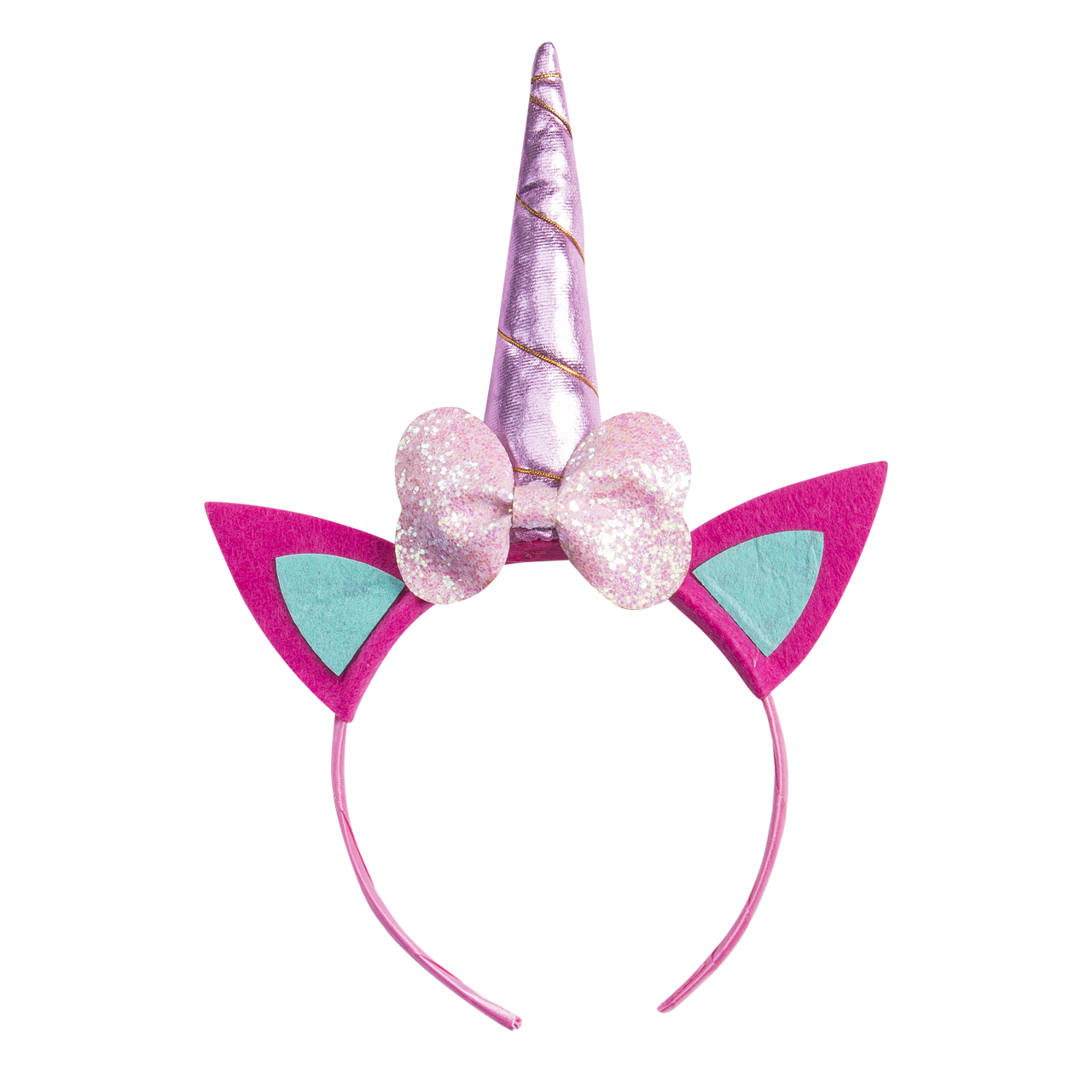 080e328bf99 Kids Children Girls Boys Accessories Cute Magical Unicorn Headbands Pretty  Cosplay Costume Kid s Party Lovely Bowknot Headwear on Aliexpress.com