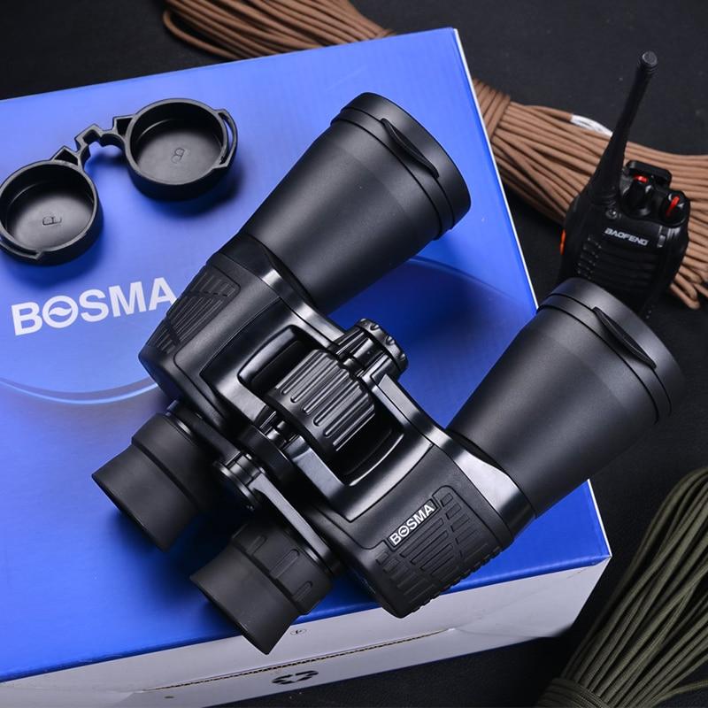 BOSMA Portable Binocular Hunter II 8x40 7x50 10x50 10-20x50 Photography Professional TelescopeBOSMA Portable Binocular Hunter II 8x40 7x50 10x50 10-20x50 Photography Professional Telescope