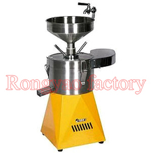 RY-ET-05 Grinding machine Stainless steel commercial Soya milk soy milk grain mill machine Paste residue separation machine