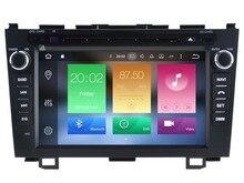 Octa(8)-Core Android 6.0 CAR DVD player FOR HONDA CRV 2006-2011 car audio gps stereo head unit Multimedia navigation