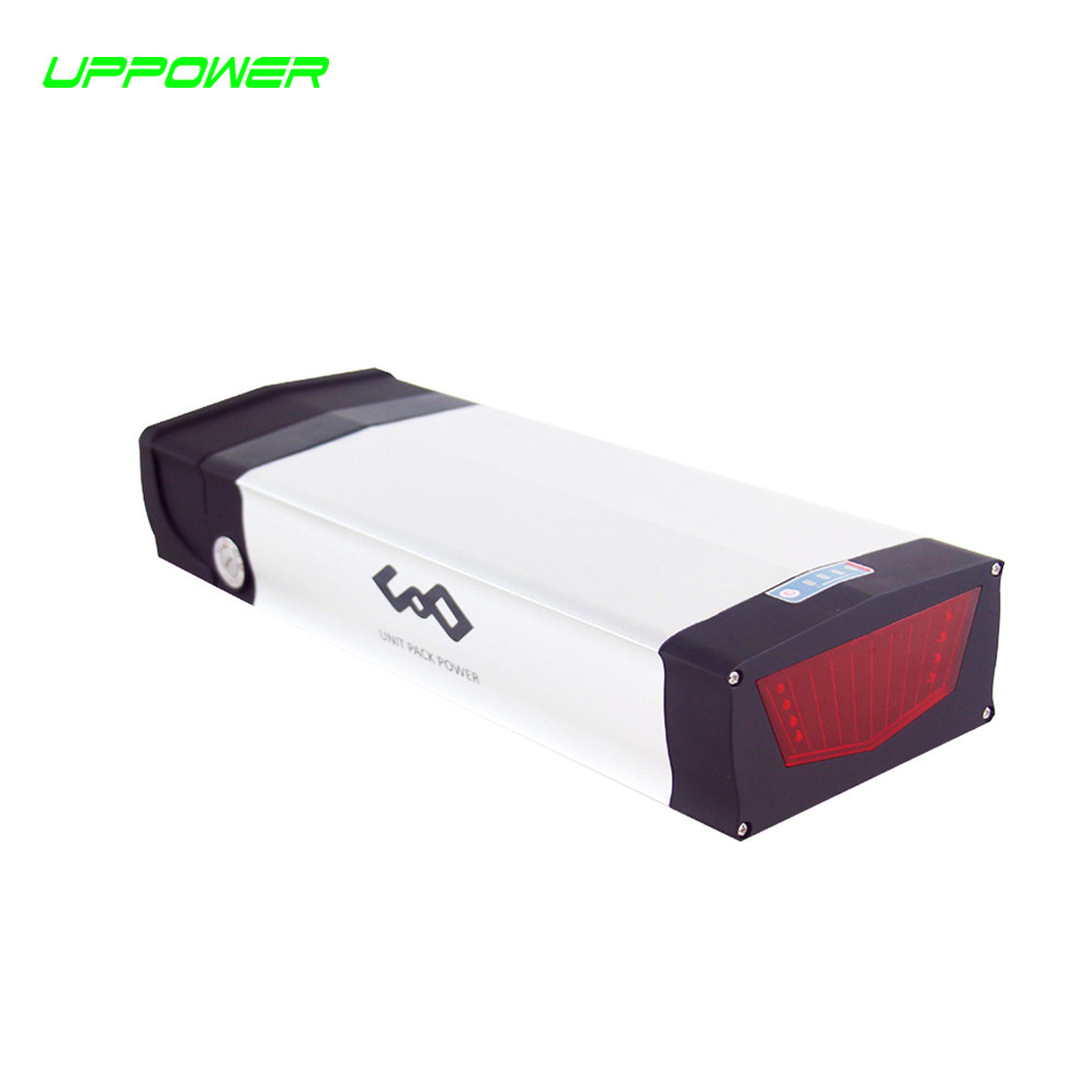 US EU No Tax Powerful Electric Bike Battery 48V 20Ah Lithium Battery 48V 1000W Rear Rack Battery with 30A BMS 3A Fast Charger us eu no tax 48v 25ah 2000w lithium battery pack with 5a charger built in 50a bms electric bicycle battery 48v free shipping