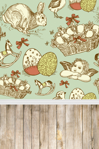 ФОТО 300x500cm Thin Vinyl Photography Backdrops Photo Studio Background for Children Foto Hot Sell And Easter FH00A