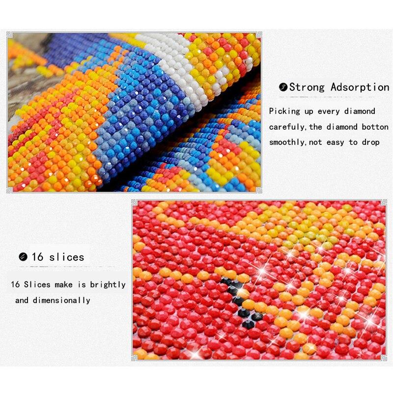 Слънчоглед Пълен диамантен бродерия - Изкуства, занаяти и шиене - Снимка 4