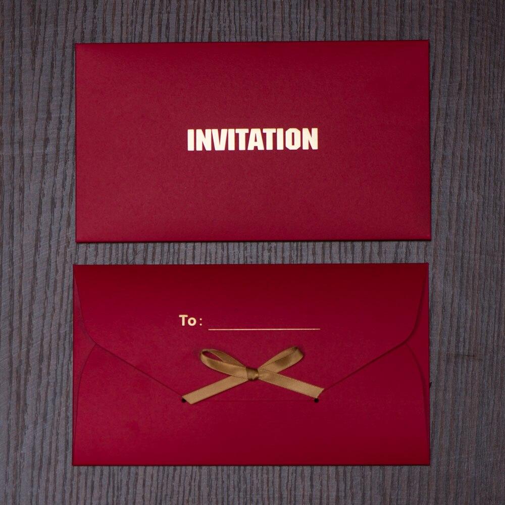 Blue Laser Cut Wedding Invitations 50pcs Birthday Party Elegant ...