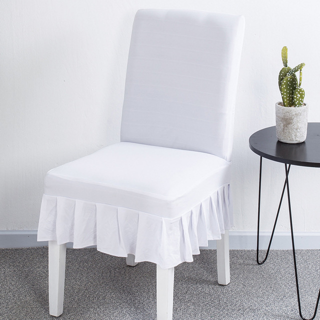 christmas dining room chair covers | New 2019 Christmas Chair Cover Spandex Stretch Elastic ...