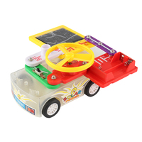 88 In 1 High Quality Car Solar Power Toy Car Racer Educational Toys For Children Gadget Children Toys