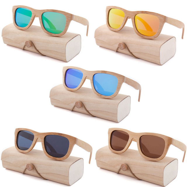 46ae8713af Oeientree Factory outlet Wood Sunglasses Polarized Wooden Glasses UV400 Bamboo  Sunglasses Brand Wooden SunGlasses With Wood