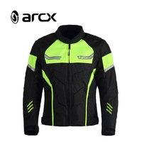 Профессиональная мотоциклетная куртка ARCX, бронированная мотоциклетная куртка унисекс, защитная куртка для мотокросса, куртка для верховой