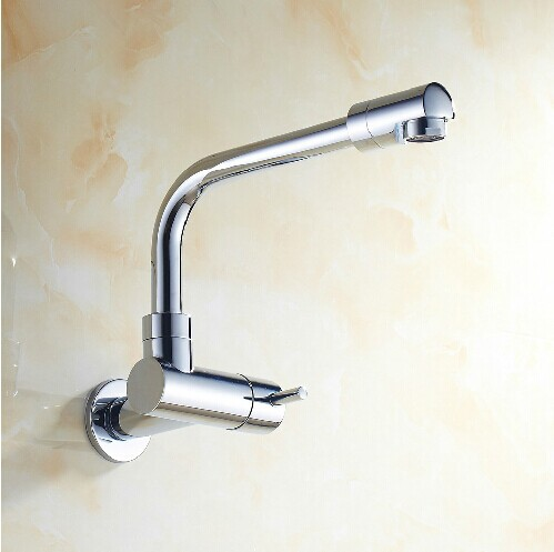 Wall Mounted Kitchen Sink Taps Wall kitchen sink faucet copper wall mounted kitchen taps single wall kitchen sink faucet copper wall mounted kitchen taps single cold sink tap single cold water tap torneira de cozinha in kitchen faucets from home workwithnaturefo