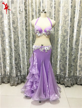 Bellydance oriental Belly Indian gypsy eastern dance dancing costume costumes clothes bra belt robe ring skirt