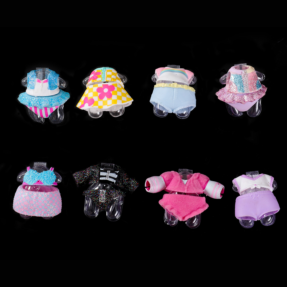 1Pc Original Beautiful Doll Clothes For DIY LoL Big Doll Figure Toy Accessories Toy Decorations Products Random Ship