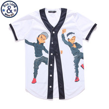Women Men's Clothing Summer Baseball T shirt 3D Print White T-shirt Kung fu twin Boys Funny Top Tee Hip Hop Camisetas