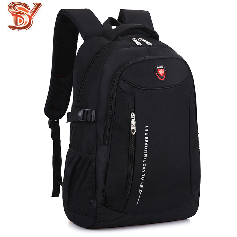 Men's Waterproof Backpack Business Oxford 15.6
