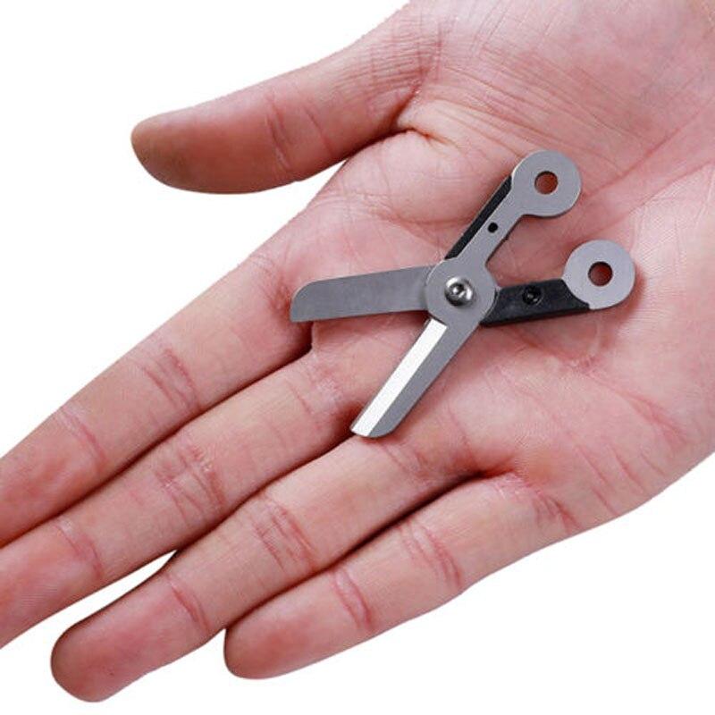 Nike Gloves Key Pocket: Pocket Tool Edc Key Adget Keychain Gear Chain Fold Outdoor
