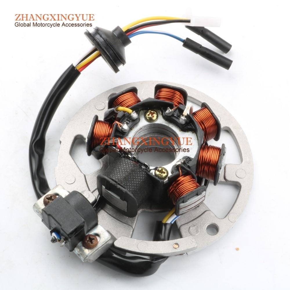Stator Generator For Yamaha Jog 50 Jog 90 Jog50 Jog90