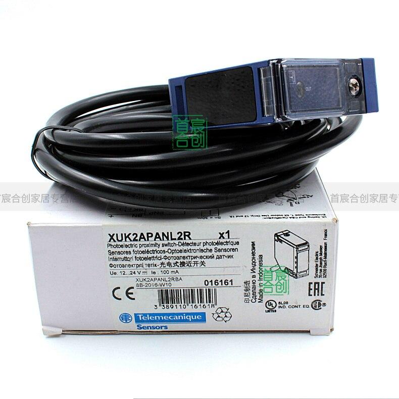 XUK2APANL2R Schneider Thru-beam Photoelectric Sensor 100% New OriginalXUK2APANL2R Schneider Thru-beam Photoelectric Sensor 100% New Original
