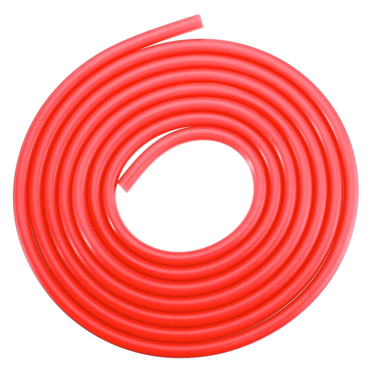3 Meters Orange Silicone Hose For High Temp Vacuum Engine Bay Dress Up 8Mm P2 for Volkswagen Super Beetle