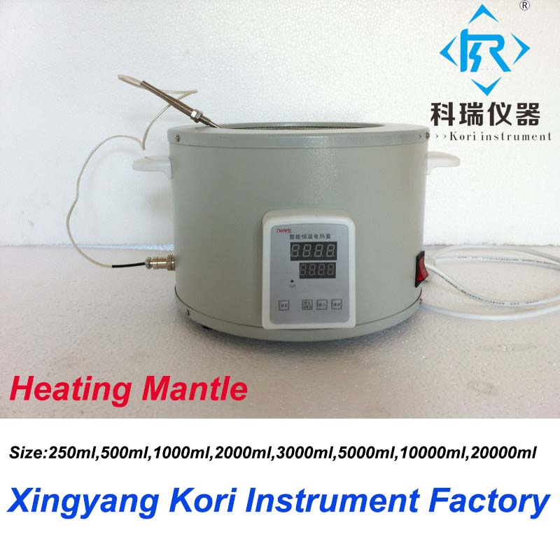 Lab equipment electronic heating mantles sleeve at wholesale price with external thermocouple probeLab equipment electronic heating mantles sleeve at wholesale price with external thermocouple probe