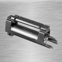 SKS receptor superior cubierta de alto perfil ver a través de carril Weaver/táctico 20 MM montaje alcance SKS riel Picatinny de acero con montaje