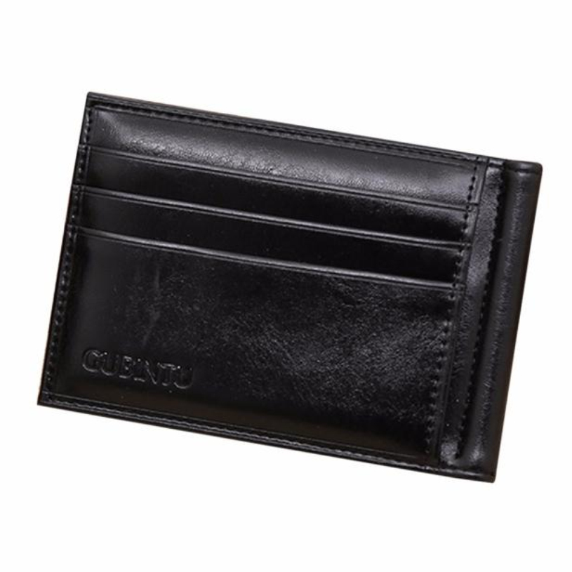 Brand new men's Fashion High quality Wallet leather bifold Casual wallet Solid credit cards holder slim purse Gift 1pcs zelda wallet bifold link faux leather dft 1857