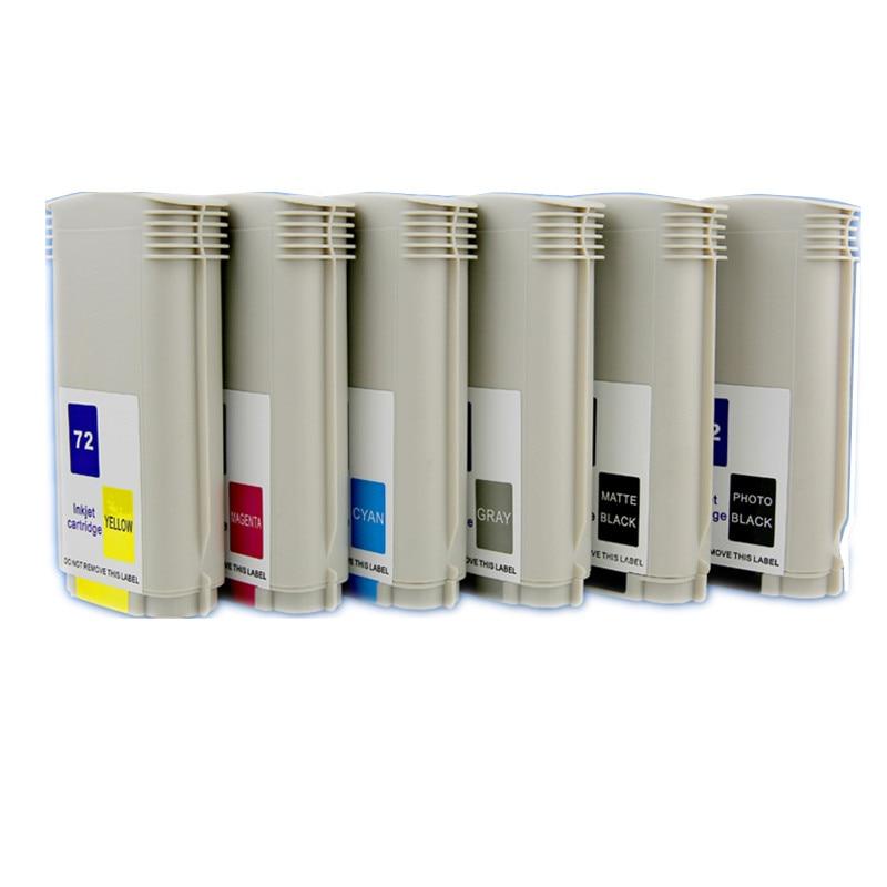 Cartuccia sostituiscono per HP72 inchiostro 72 per HP Designjet T610 T1120 T2300 T1300 T1200 ps