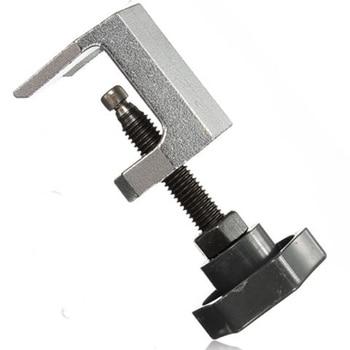 Yeni Metal araç ön camı cam sileceği bıçak kolu çektirme sökücü aracı otomatik Terminal rulman temizleme aracı