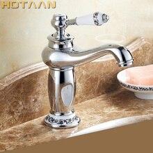 Robinet mitigeur à poignée unique, robinet de salle de bains chromé, robinet de cuisine toilettes en laiton banheiro torneira mitigeur deau