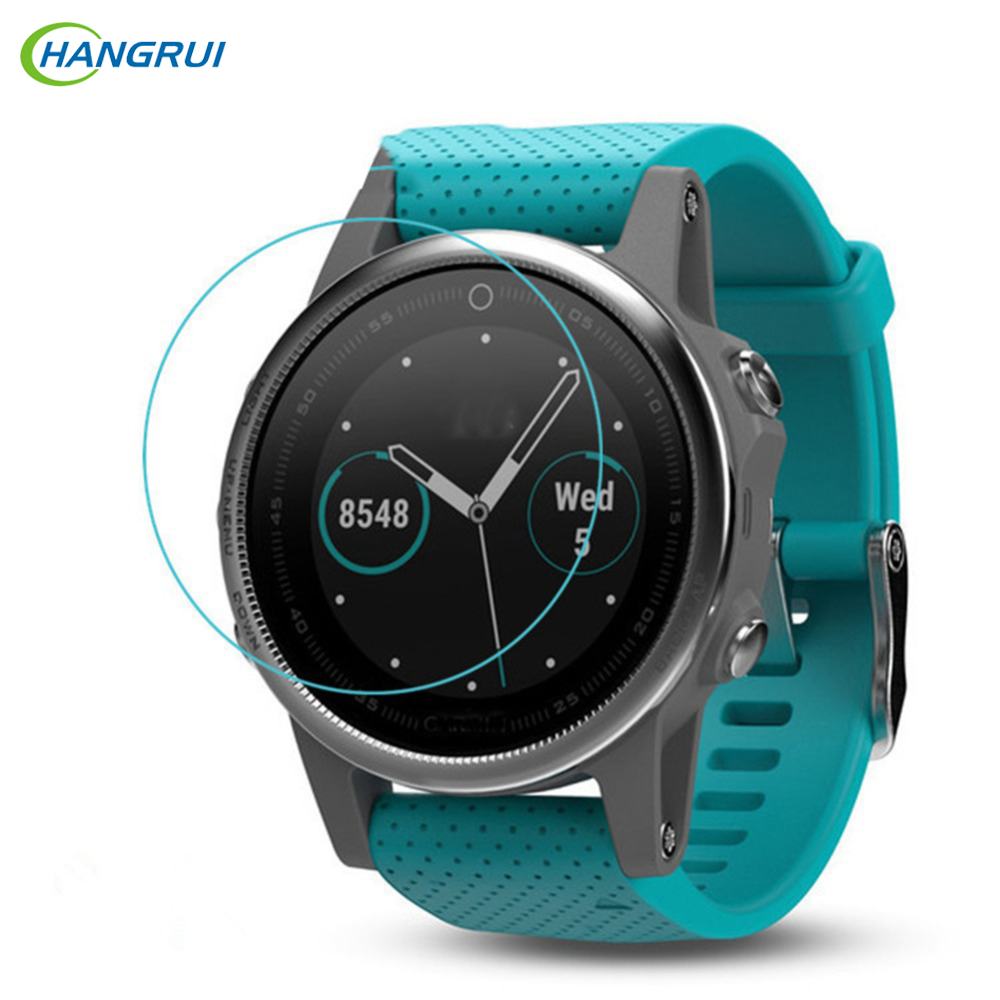 Anti-Explosion Anti-Scratch Tempered glass Screen Protector Film for Garmin Fenix 5/Fenix 5X/Fenix 5S/For Garmin Chronos CoverAnti-Explosion Anti-Scratch Tempered glass Screen Protector Film for Garmin Fenix 5/Fenix 5X/Fenix 5S/For Garmin Chronos Cover
