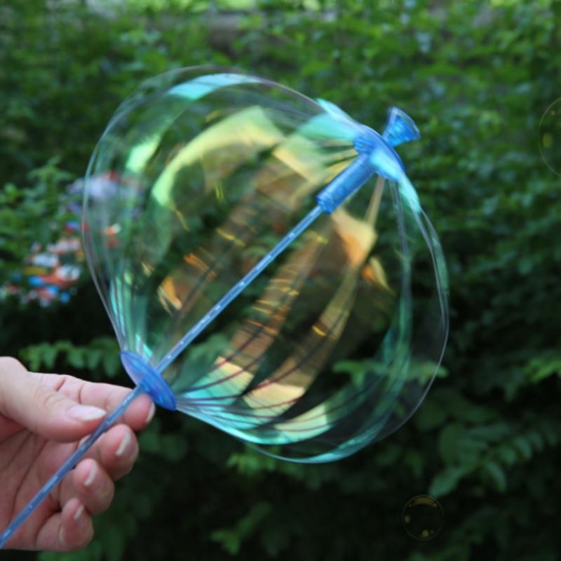 Envio Libre Divertido Plastico Colorido Al Aire Libre Burbuja Shook