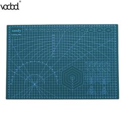 A3 PVC Cutting Mat Pad Patchwork Double Side Self-healing Fabric Leather Paper Craft Non Slip DIY Cut Board Tools