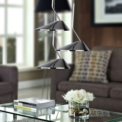 Nordic pendant light glass lamp for dinning table white/chrome metal lampshade plated suspension luminaire Bover Non La lighting диски helo he844 chrome plated r20
