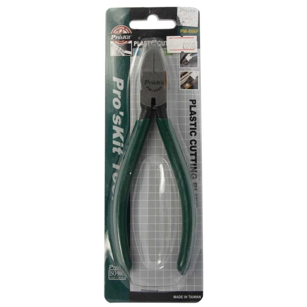 Free Shipping Proskit PM 806F Diagonal Plier Electrician Cable ...