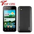 Original LG Optimus Black P970 Cell phone wifi bluetooth GPS gsm 3G Android Smart mobile phone Refurbished
