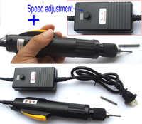 1 set AC 110V or AC 220V Electric Screwdriver Screw Hand Tool DS-2800/0.8E5 + 2 PCS Plug