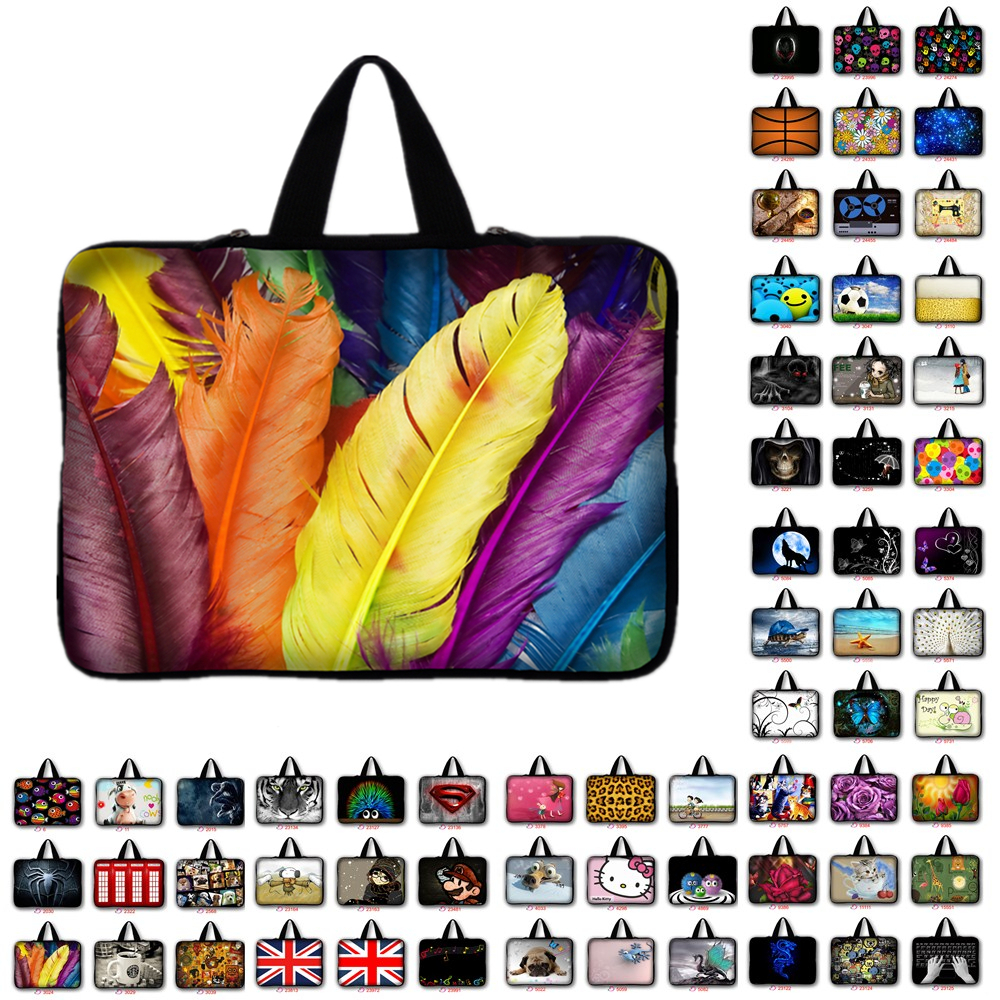 """Laptop bag Sleeve Tablet Case Notebook Protective Cover For 7 10 12 13 14"""" 15 15.6 17 inch Briefcase For Asus HP Acer Lenovo"""