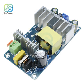 цена на XK-2412-24 4A to 6A 24V Stable High Power Switching Power Supply Board AC DC Power Module Transformer Module