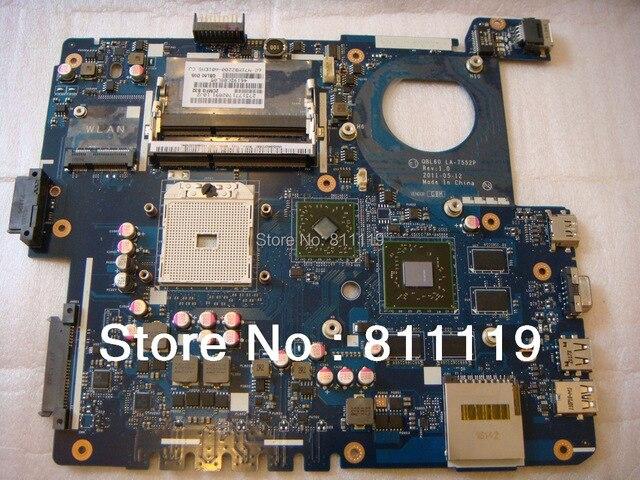 Laptop mainboard / motherboard K53TA K53TK K53T LA-7552P   100% Tested & working well + warranty 35days