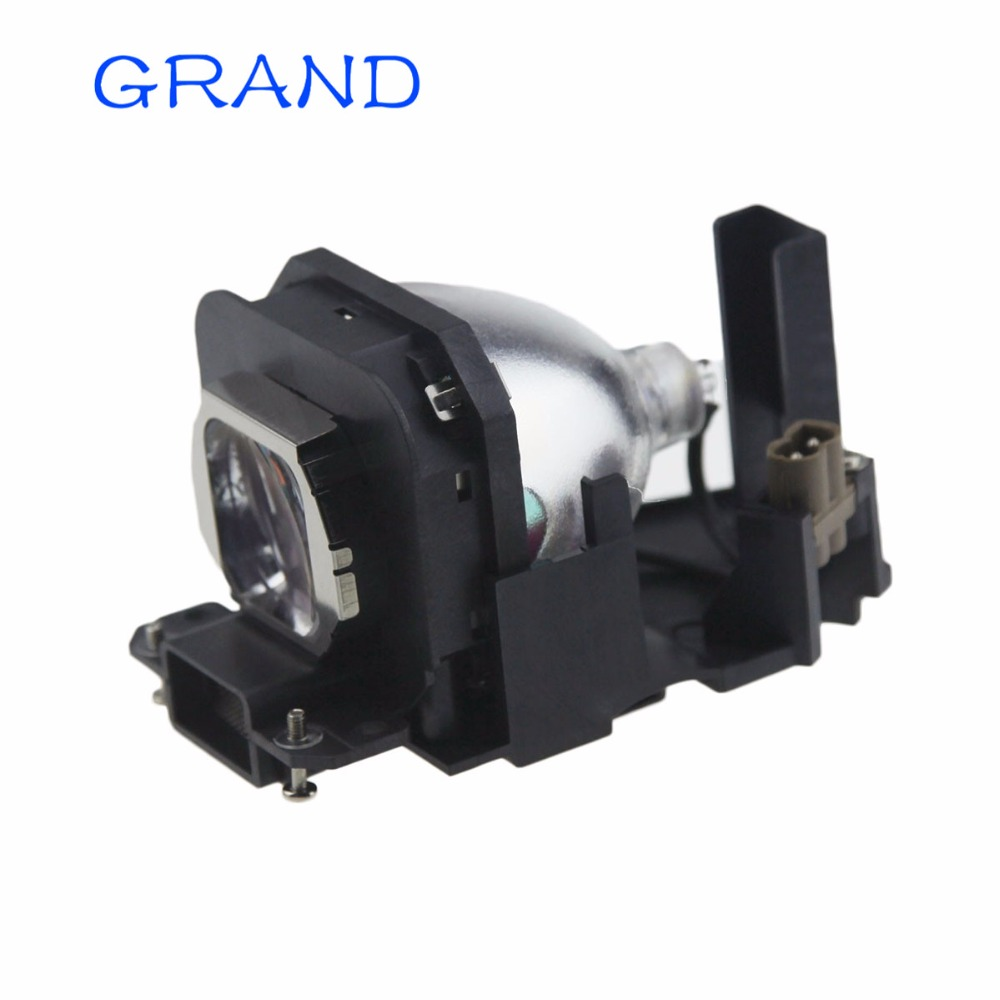 ET-LAX100 Compatible Projector Lamp with housing for PANASONIC PT-AX100E/AX200E PT-AX200 PT-AX200U/AX100U/PT-AX200U HAPPY BATE