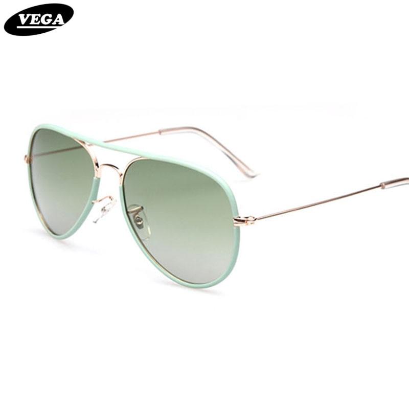 ecf3c5bef فيغا فريد ملفوفة إطار تصميم أحدث الجدة النظارات الشمسية المستقطبة جديد  الكلاسيكية الطيران النظارات الشمسية محب نظارات 013