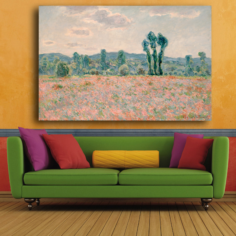 Popular famous landscape artists buy cheap famous landscape artists lots from china famous for Landscape paintings for living room