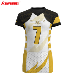 Kawasaki Brand Custom Professional American Football Jersey Mens Sports Top Breathable elastic sleeves Youth Football Shirts