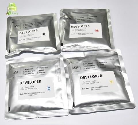 b230 9680 para ricoh mpc2000 2500 3000 3500 4500 desenvolvedor