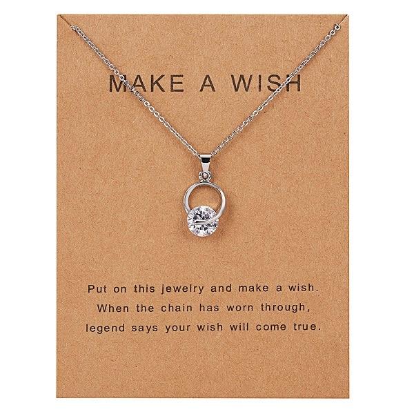 Rinhoo 7,5*10 см, подвеска в виде дельфина из бумаги с натуральным камнем в форме капли воды, геометрическая форма, ожерелье для женщин, аксессуары, подарок - Окраска металла: NC18Y0611