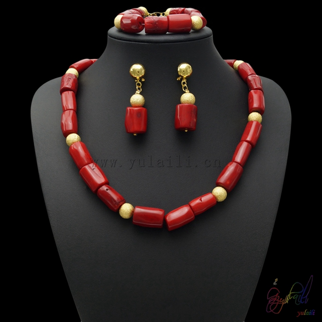 free shipping!! new trend wholesale fashion jewelry sets/ african coral beads jewellery set for weddingfree shipping!! new trend wholesale fashion jewelry sets/ african coral beads jewellery set for wedding